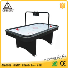 CUESOUL factory 7FT 8FT superior quality air hockey table