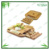 healthy and natural bamboo chopping cutting board or organic kitchenwares cutlery tray