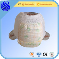 Soft touch custom baby diaper pants factory in China