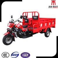200cc Tricycle Motorcycle Truck, New Three Wheel Moto Cargo With High Climbing and Loading Performance