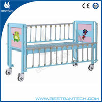 BT-AB003 cartoon medical hospital kid bed