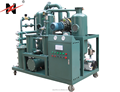 High Vacuum Transformer Oil Recovery Plant, Insulation Oil Regeneration Plant, Oil Filtration Plant