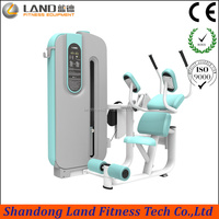 Factory direct supply abdominal crunch machines/total crunch for the exercise/abdominal exercise equipment