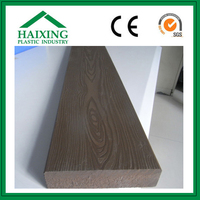 wood plastic composite siding floor Panel without Strew CE,SGS,ani-UV