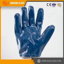 Double Sides Pvc Dotting Cotton Safety Gloves