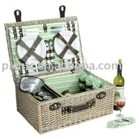 Large Wicker Baskets for Wine