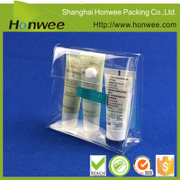biodegradable recyclable plastic gift bag cheap transparent pvc packaging bag