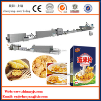 World Best Most Famous Corn Flakes Processing Machines
