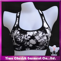 2015 Professional Wholesale Sport bra Fitness Yoga Bra High Quality