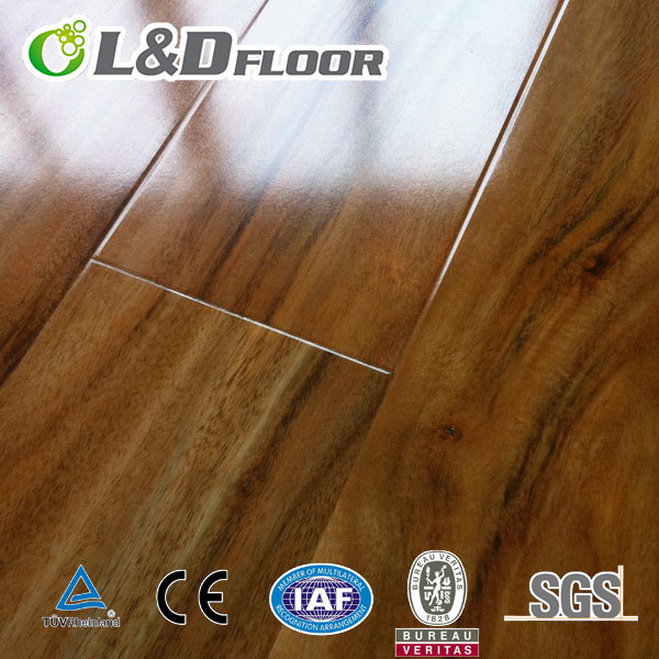 Durable 2 ply laminate floor