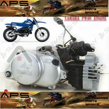 2-Stroke 80cc PW80 PY80 Mini Engine for Crossbike Scooter Off-Road Bike