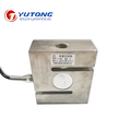 China aluminum alloy s type load cell