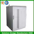 outdoor telecom cabinet with server rack