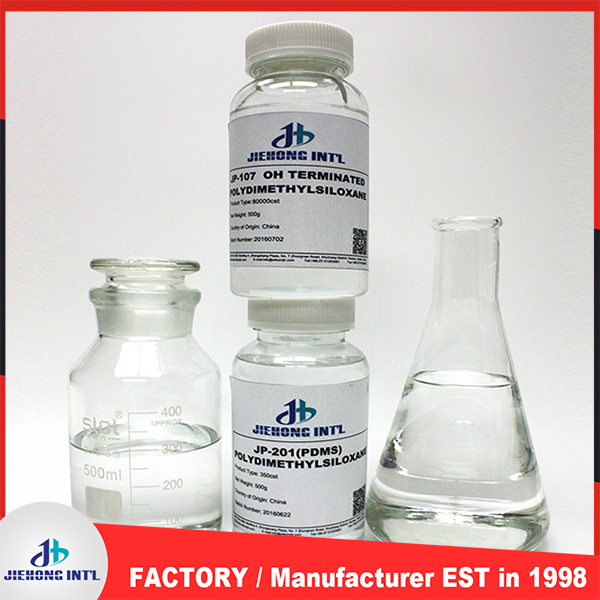 Large stock factory offer/same quality level as GE silicones/No MOQ limited (OH Terminated) polydimethylsiloxane PDMS