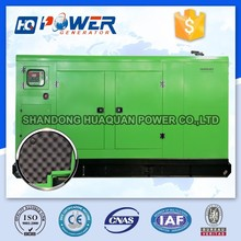 factories genset price 50kw canopy type generator