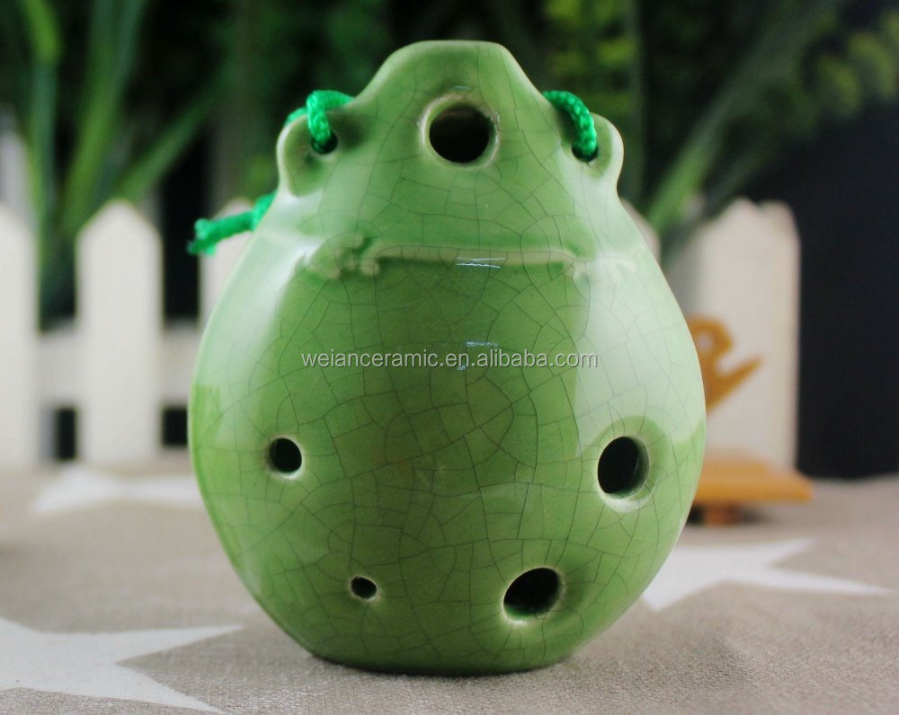 Plenty retail 6 holes ocarina