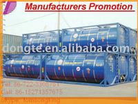 Dongte iso tank container Medium:oil , LPG , Chemical, cement, bitumen ,etc Tom King:86-15271357675 manufacturer.