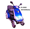 Electric Scooter 2 person 4 wheel mobility scooter