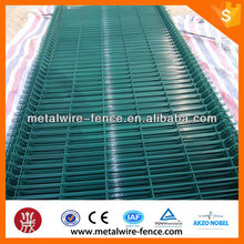 Factory supply cheap vinyl coated decorative wire mesh fence panels