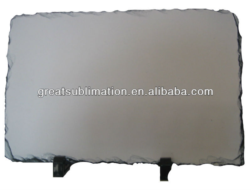 sublimation photo rock