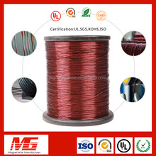 Electric Motor Winding Wire Gauge Chart CCA Aluminum Copper Enameled Wire
