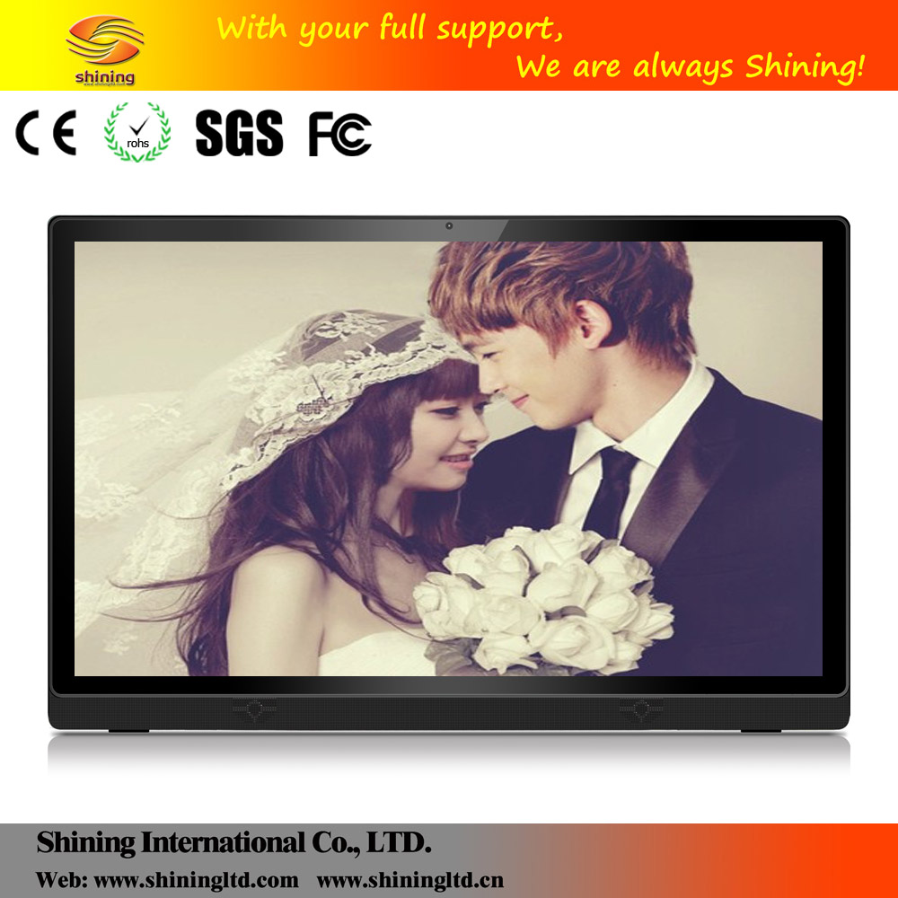 32 Inch wall mount android quad core capacitive touch function chinese oem tablet pc SH3201WF-T