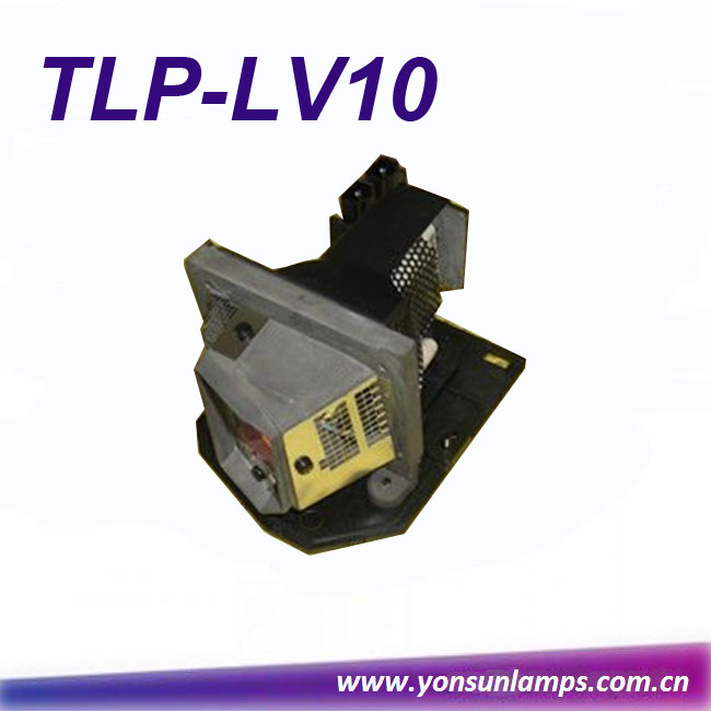 200w led projector light TLP-LV10 projector original lamps