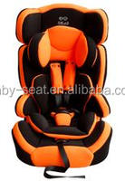 child safety seat for 9-36kg group 1+2+3 with ECE R44/04