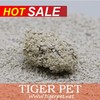 Biodegradable all natural strong aggregation bentonite cat litter