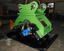 JT-10 vibro compactor for 30 tons excavator made in china cheap and good quality