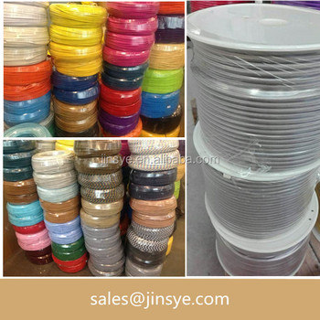 VDE/UL cotton cord braided cable wire electrical wire spool