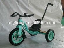 3 wheel stainless steel tricycle