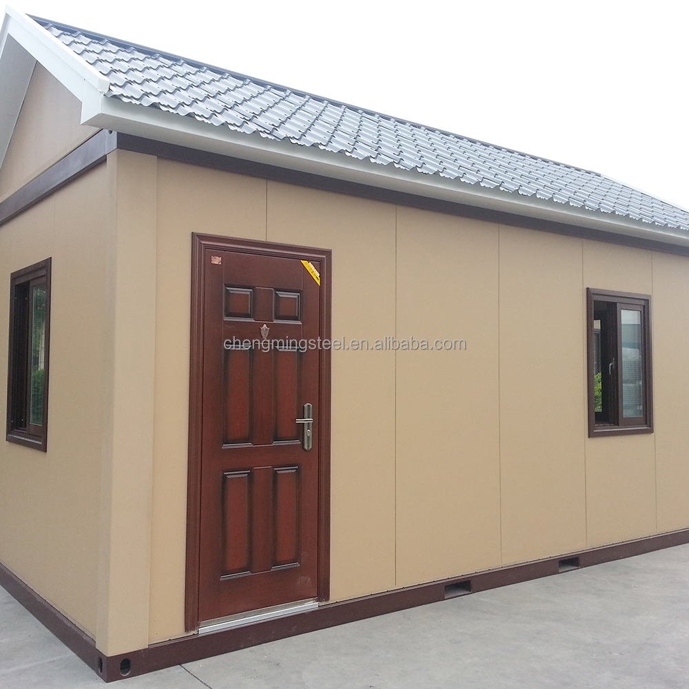 Recycled Demountable Popular Rainproof Residential Continer Kids Home