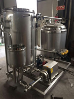 Small Dairy Milk Pasteurizer Machine