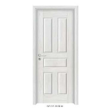 home beauty raw material main double door wooden