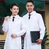 unisex lab coat suits for man and woman