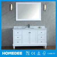 2015 new design Homedee modern washbasin cabinets