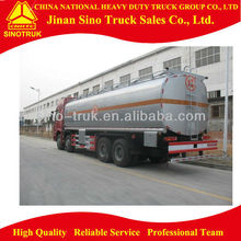 8*4 HOWO Oil Tanker for Sale