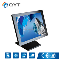 Wall mount/desktop 15 inch bluetooth cheap touch screen monitor
