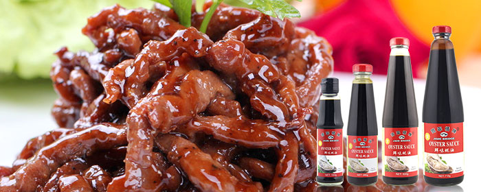 280G Chinese Top Quality Organic Oyster Sauce