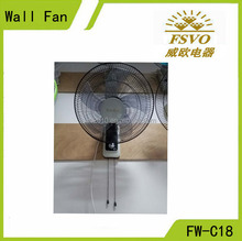 Home decoration wall mounted axial fan with great price
