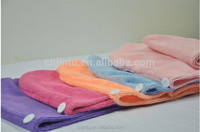 magic microfiber wrap hair towel