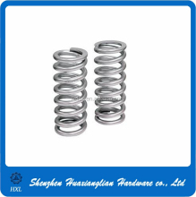 small steel coiled wire compression spring