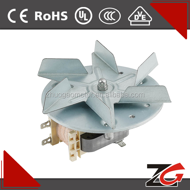 oven fan motor shaded pole motor