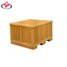 Corrugated board cartons and wooden material type corrugated carton box wooden carton box
