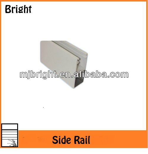 aluminum profiles for roller shutter window