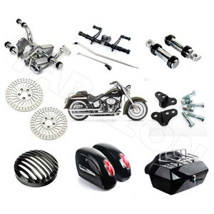 Wholesale Motorcycle Spare Parts for Harley Davidson