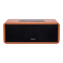 Chinese Factory Wooden 30W Natural Sound Bluetooth Wi-Fi Speaker for Both Home and Outdoor