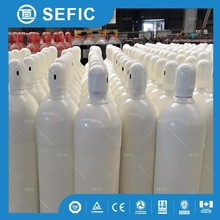 ISO/DOT/TPED Standard 2-80L Seamless Steel Fill Oxygen Gas Cylinder