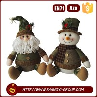 Wholesale christmas decorative dolls